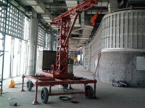 Loading Lift