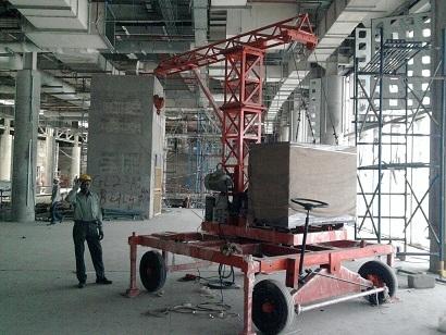 Building Material Mini Lifts