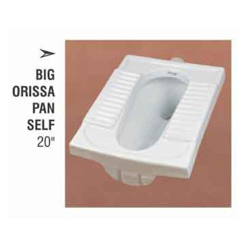 Hindware Medium Orissa Pan
