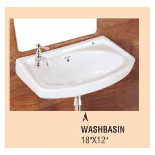 Regular Indian wash basin