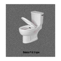 Two Piece Toilet Set