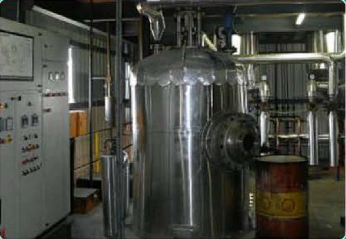 Edible Oil Refinery
