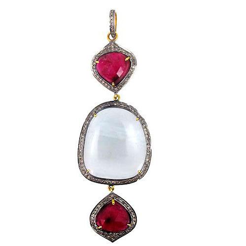 Gemstone Pendant Jewelry