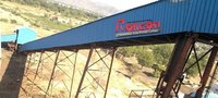 Enclosed Gantry Type Belt Conveyor
