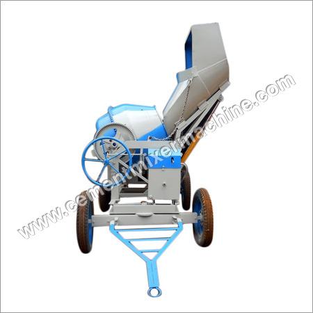 Hydraulic Concrete Mixer