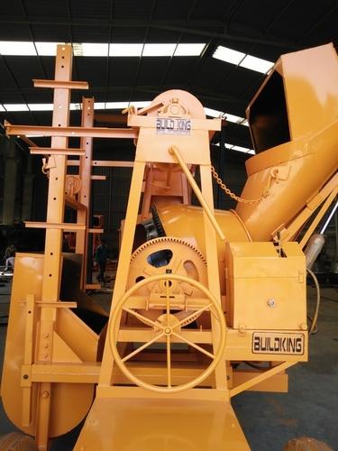 Mechanical Hopper Machine With Lift