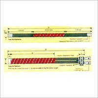 Silicon Carbide Heating Elements (Rods)