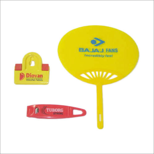 Plastic fan And Clip