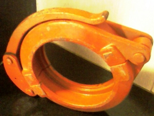 Lever Type Clamp