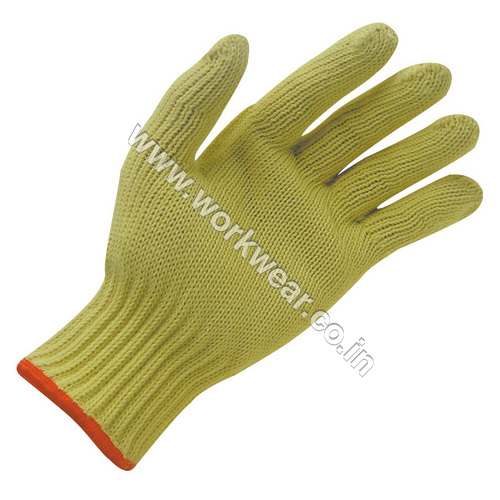 Plain Knitted Hand Gloves