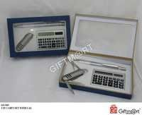 3 In 1 Gift Set With Calculator