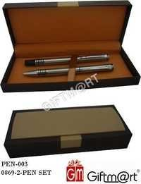 PEN SET WITH DESIGNER BOX
