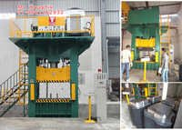 Deep Drawing Press for Truck Oil Tanks