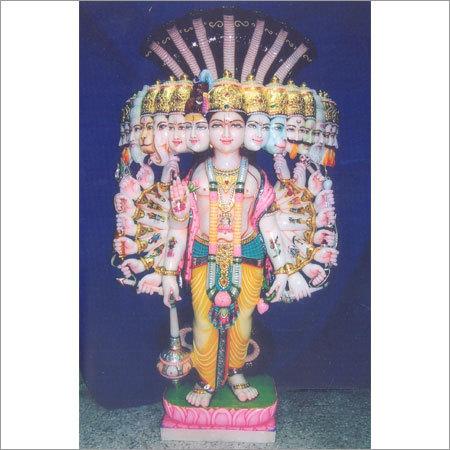 Lord Vishnu Virat Avatar Statue