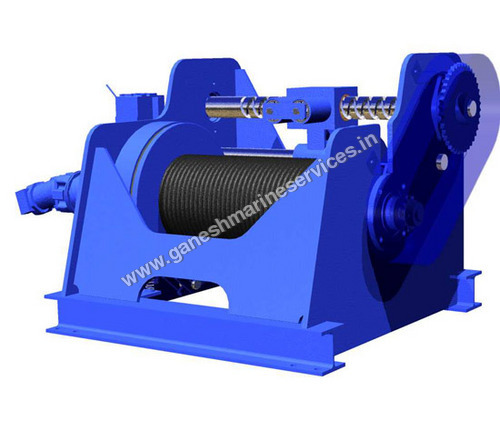 Industrial Winches - IR