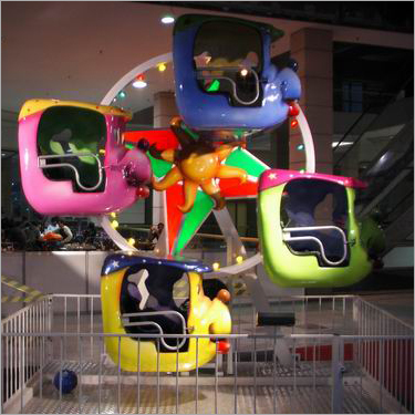 Outdoor Kids Rides