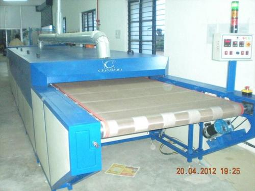 Cheran Gas Curing / Dryer Machine