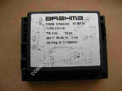 Brahma Burner Controller CM12U