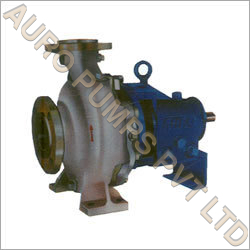 CI Rubber PTFE Lined Pumps