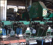 Hot Saws Machine