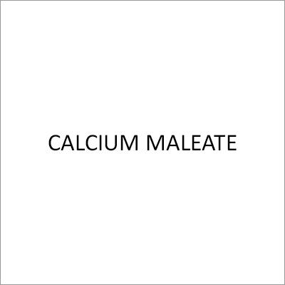 Calcium Maleate