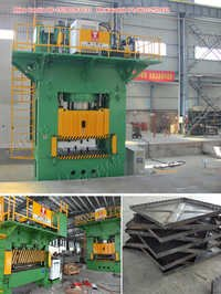 Hydraulic Press For Water Tank Panels