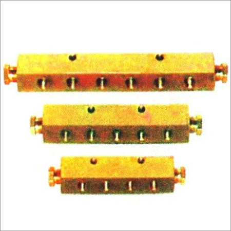 Manifolds Metering Cartridge