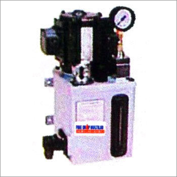 Automatic Three Phase Lubrication Pump
