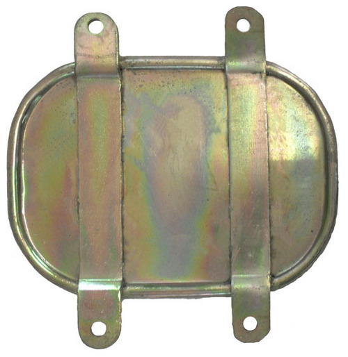 Cover Plate with strip