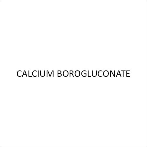 Calcium Borogluconate