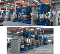 Carbon Fiber Forming Press