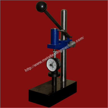 Shore A Hardness Tester with Stand