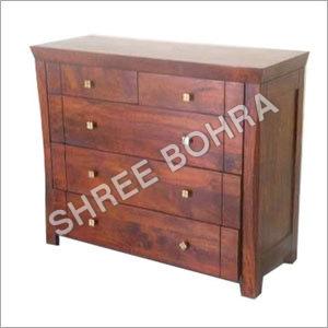 Industrial Wooden Cabinet