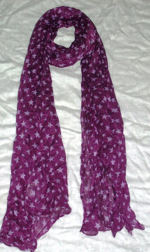 Cotton Star Printed Stoles