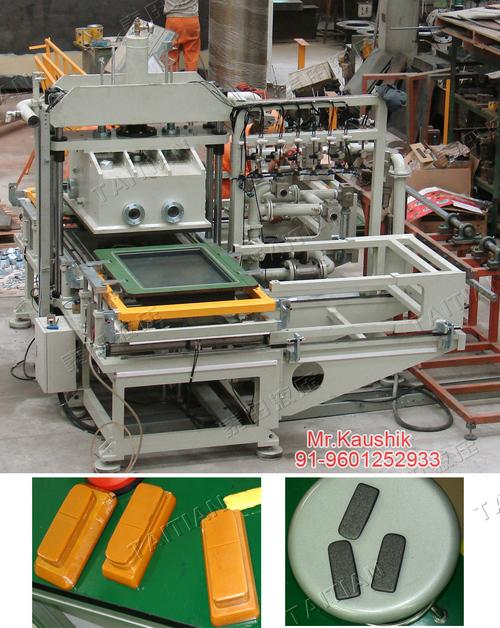 Vacuum Compression Moulding Presses