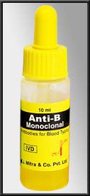ANTI B MONOCLONAL