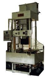Hydraulically Quench Press