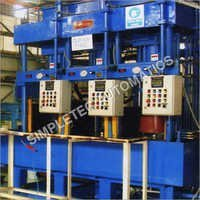 Hydraulic Operated Quench Press