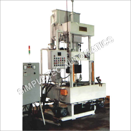 Double Cup Hydraulic Quench Presses