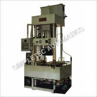 Single Station Hydraulic Quench Presses