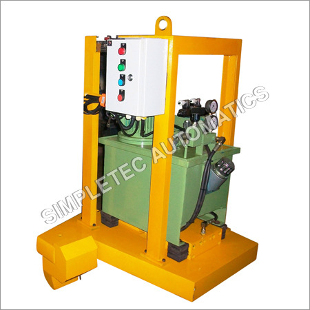 Mobile Rail Bending Machine