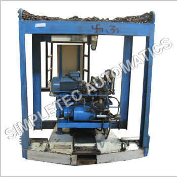 Rail Bending Machine