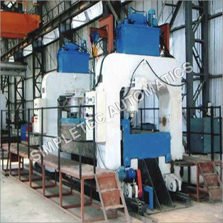 Rail Forming Machine