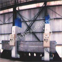 Hydraulic Traveling Press