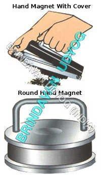 Round Hand Magnet