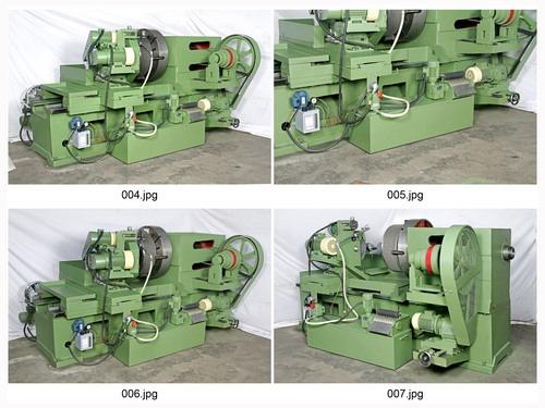 SPM Grinding Machine