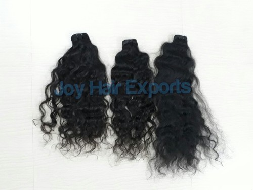 Machine Weft Deep Wavy