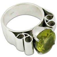 925 Sterling Silver Gemstone Ring Jewellery
