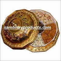Silver Plated Dry Fruit Sets