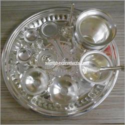 Silver Pooja Sets